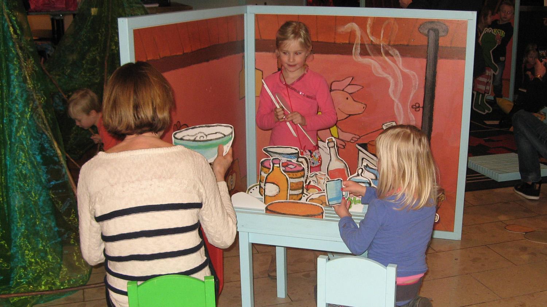 Kunstspeeltuin 'Kikker Is Jarig'