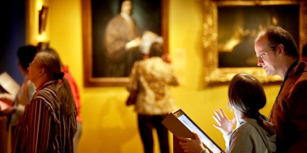 Tentoonstelling De 'Joodse' Rembrandt; Joods Historisch Museum, Amsterdam