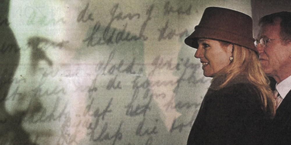 Anne Frank Brieven 10 Site