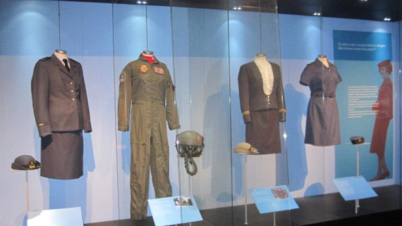 60 Jaar Vrouwen Luchtmachtmuseum Soesterberg