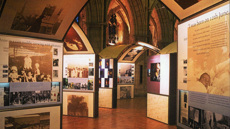 Anne Frank Stichting, Wereldtentoonstelling