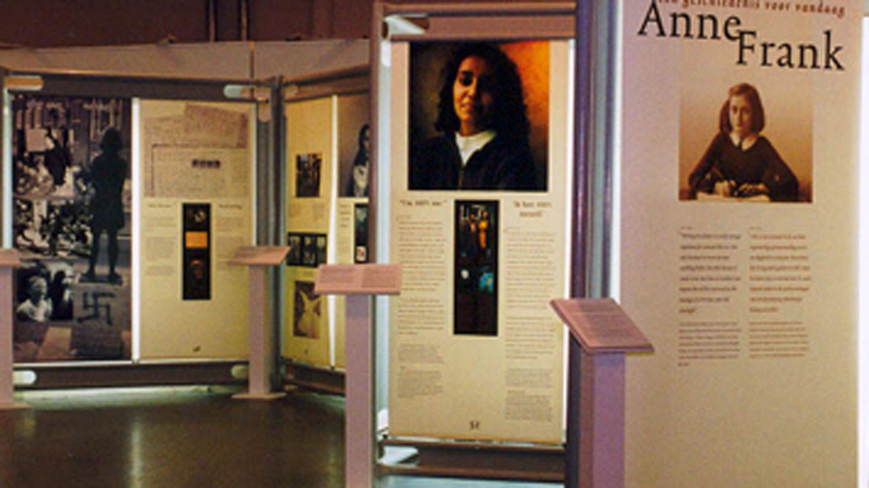 Wereldtentoonstelling Anne Frank Stichting Amsterdam