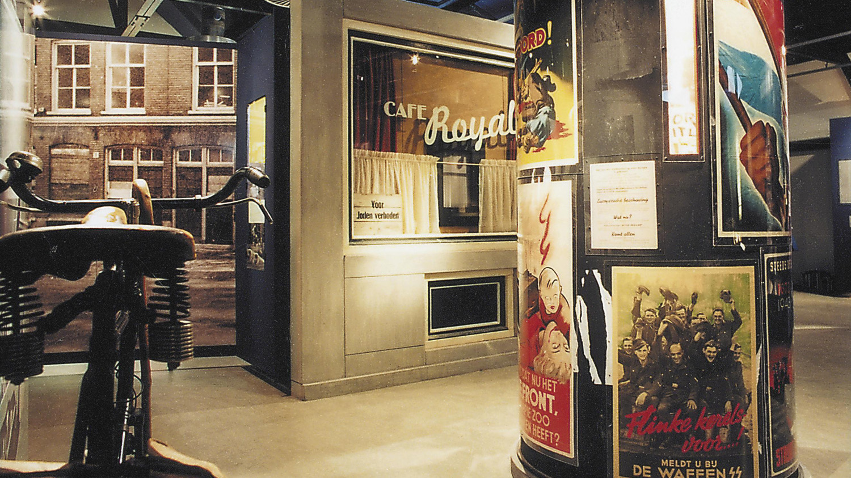 Verzetsmuseum Amsterdam Vaste Presentatie