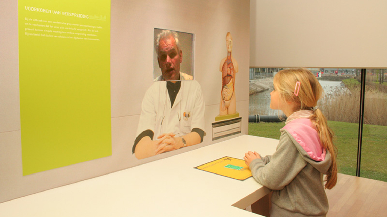 Natuurhistorisch Museum Rotterdam Tentoonstelling H5N1
