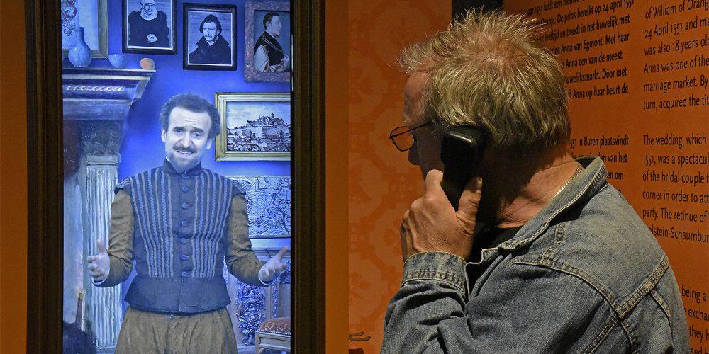 Relatiedag Tentoonstelling Willem Van Oranje In Het Nationaal Militair Museum