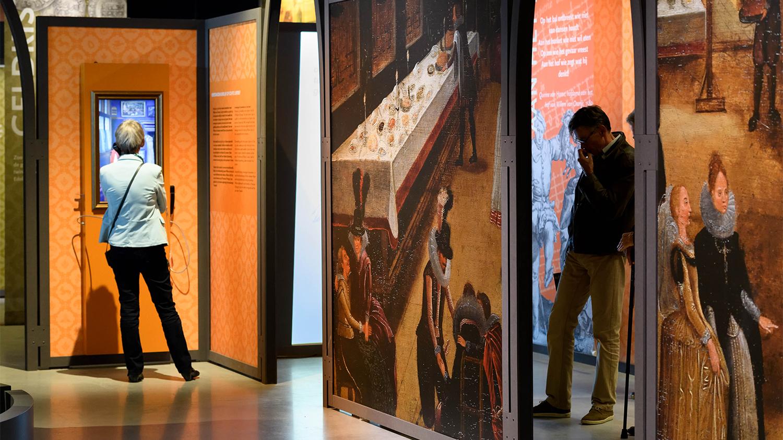 Ars Longa Tentoonstelling Willem Van Oranje NMM 05