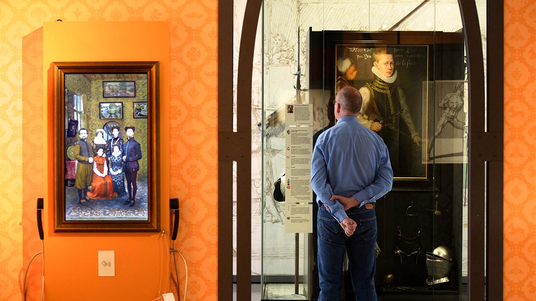 Ars Longa Tentoonstelling Willem Van Oranje NMM 07