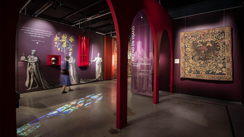 Tentoonstelling Willem Van Oranje