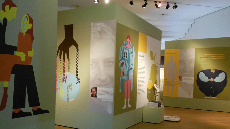Natuurhistorisch Museum Rotterdam Tentoonstelling Bevolkingsonderzoek