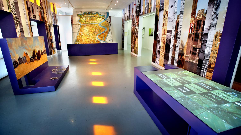 ABC Architectuurmuseum Haarlem; Interactief Spoorzoeken In Haarlem