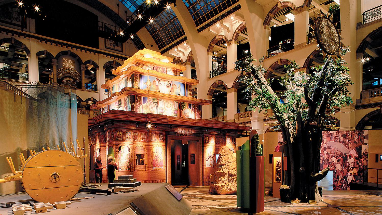 Tropenmuseum Amsterdam Goden Verzoeken