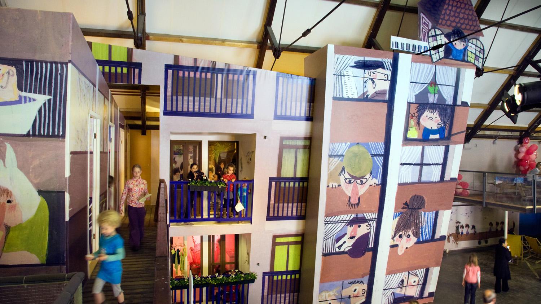 Kindermuseum_Het Huis Van Aristoteles Westergasterrein