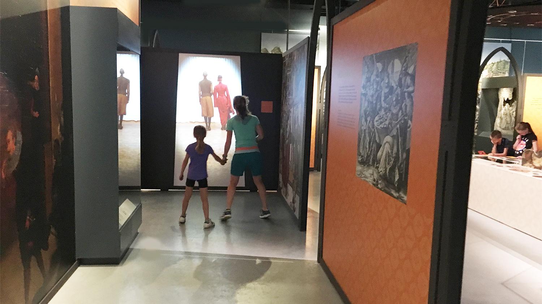 Interactieve Video Tentoonstelling Willem Van Oranje