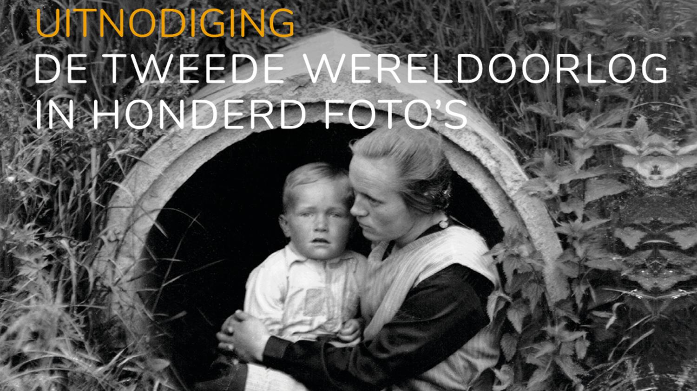De 2e Wereldoorlog In 100 Foto's, Verzetsmuseum Amsterdam